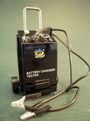 """1"""" Scale Miniature Shop Battery Charger"""