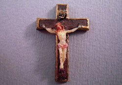"Jeannetta Kendall 1"" Scale Cross"