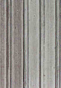"1"" Scale Barnwood Board and Batten Siding"