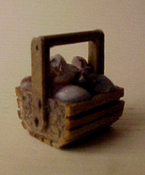 "Precious Little Things 1/2"" Scale Clam Hod"