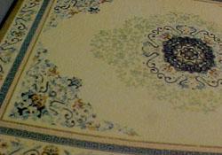 Mc Bay Miniatures Gorgeous Yellow Carpet