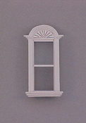 "Majestic Mansions 1"" Scale Miniature Newport Plain Single Window"