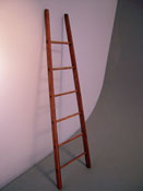 "Sir Thomas Thumb 1"" Scale Miniature Ladder"