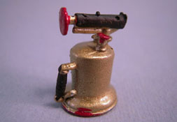 "Sir Thomas Thumb 1"" Scale Miniature Blow Torch"