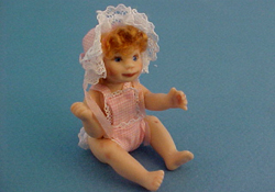 "Jan Smith 1"" Scale Baby Claire"